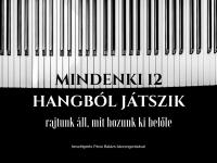 Mindenki 12 hangból játszik, rajtunk áll, mit hozunk ki belőle – beszélgetés Pécsi Balázs bárzongoristával