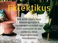 Eklektika, lakberendezés - designdroops vendégposzt a Pink Dust blogon