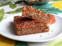 Húsvéti répatorta | Gluténmentes, tejmentes recept | Pink Dust blog